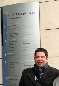 Willy-Brandt-Haus Berlin